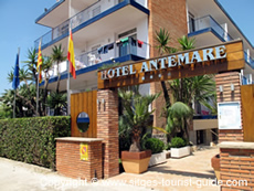 Hotel Antemare in Sitges