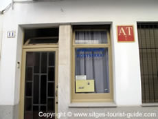 Sitges apartments accommodation for a self catering holiday in sitges centre - Sitges tourist information office ...