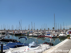 The Marina in Sitges - Aiguadolç