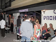 Pachito Bar aan Calle montroig