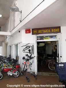 Bike Rental in Sitges