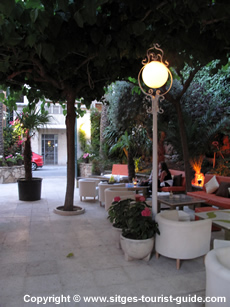 Hotel El Xalet Outdoor Bar
