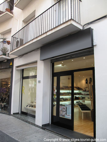 Vermont Trainer Shop in Sitges