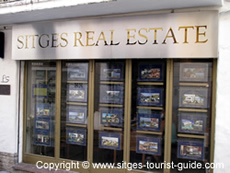 Sitges Real Estate - Estate Agent